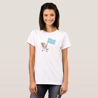 Color Guard Unicorn T-Shirt