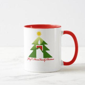 Color handle Mug