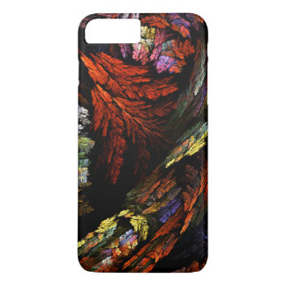 Color Harmony Abstract Art iPhone 8 Plus/7 Plus Case