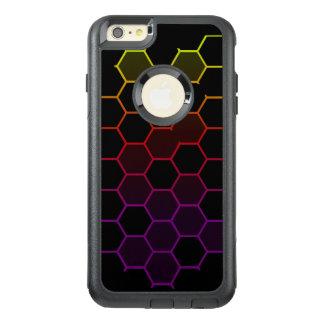Color Hex on Black OtterBox iPhone 6/6s Plus Case