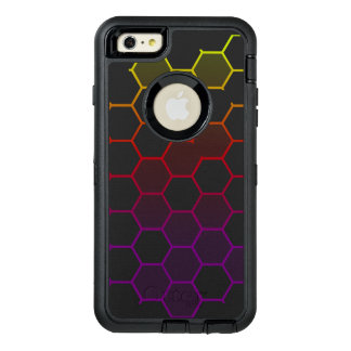 Color Hex with Grey 6s OtterBox Defender iPhone Case