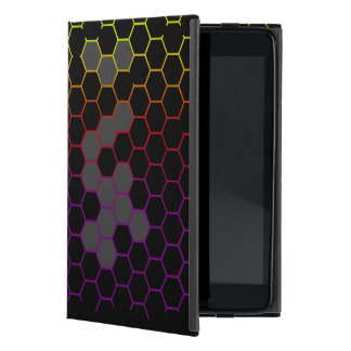 Color Hex with Grey Case For iPad Mini