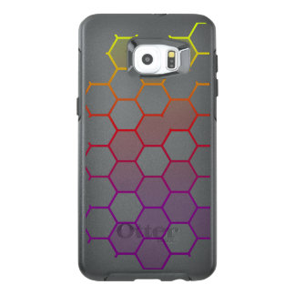 Color Hex with Grey OtterBox Samsung Galaxy S6 Edge Plus Case