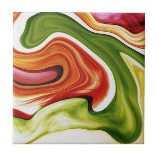 color in motion #1 - tile