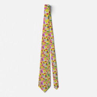 Color Jungle Tie