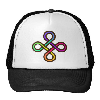 Color Knot Cap