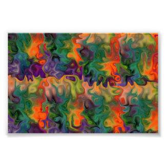 Color love 2 photo print