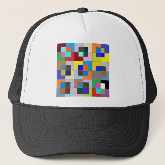 COLOR Maze  : Happy Graphics Cap