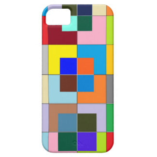 COLOR Maze Happy Graphics iPhone 5 Covers