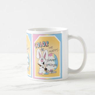 Color Me Happy Easter Mugs