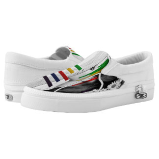 Color Me Slip On Shoes