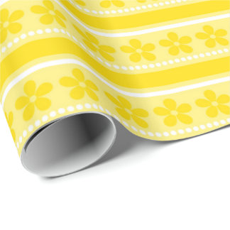 Color Me Spring Wrapping Paper