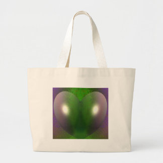 """""""Color Of Love"""" Canvas Bag"""
