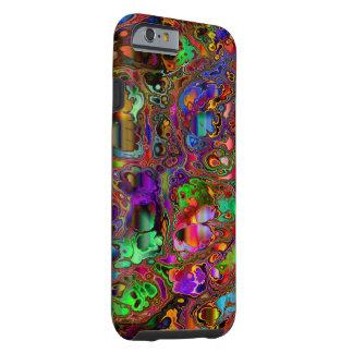Color Paisley Ga-louse Tough iPhone 6 Case