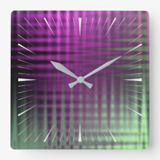 color pattern 1 clocks