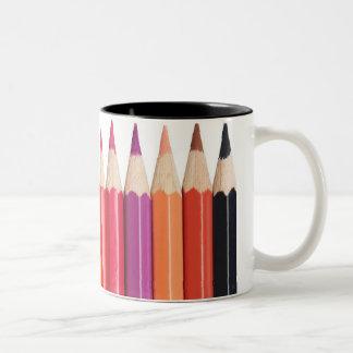 Color Pencil Coffee Mug