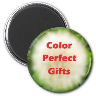 Color Perfect Gifts Dandelion Magnet