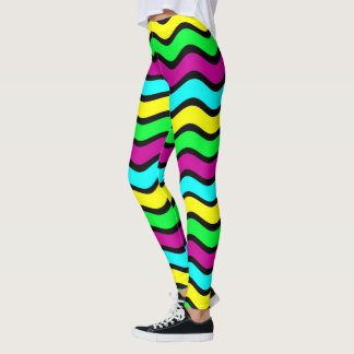 Color Pop Neon Leggings and Advice