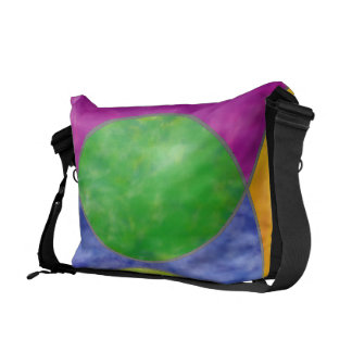 Color Popping-Wow! Courier Bag