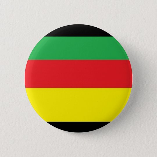 color rasta plates 6 cm round badge