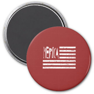 COLOR RED DARK -.png 7.5 Cm Round Magnet