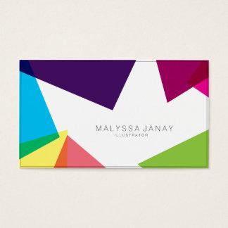 Color Sceme business card