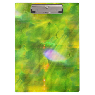 color seamless background green, yellow clipboard