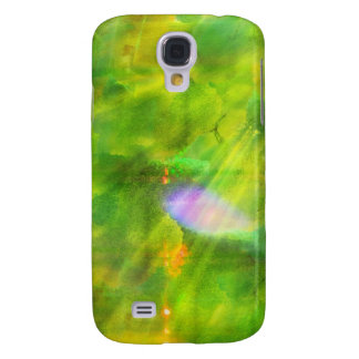 color seamless background green, yellow galaxy s4 case