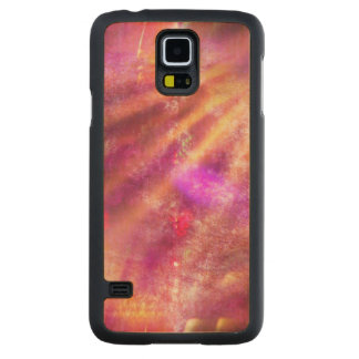 color seamless background purple, pink carved maple galaxy s5 case