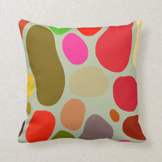 Color Shapes Pillow