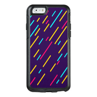 Color Shower Abstract Background OtterBox iPhone 6/6s Case