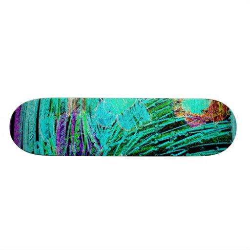 color Skateboard