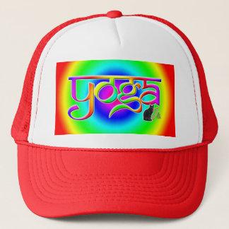 Color Spectrum Yoga Trucker Hat