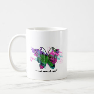 Color Spirit Animal Butterfly Mug | Transformation