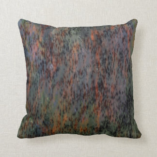 Color Splash Abstact Pillow