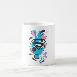 Color Splash Blue Coffee Mug