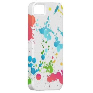 Color Splash iPhone 5 Cases