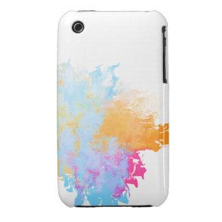 Color Splash Flame iPhone 3G/3GS Case iPhone 3 Cases