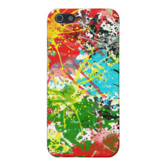 Color Splash iPhone 5/5S Cover
