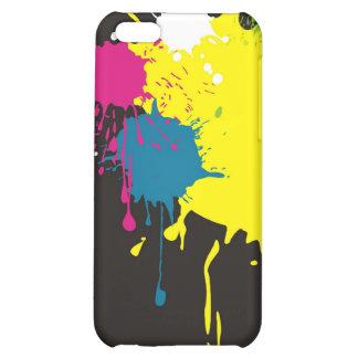 color splash iPhone 5C case
