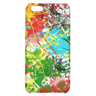 Color Splash Cover For iPhone 5C