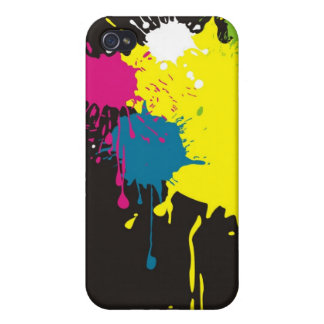 color splash cases for iPhone 4