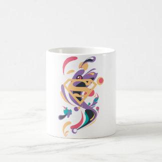 Color Splash Orange Coffee Mug