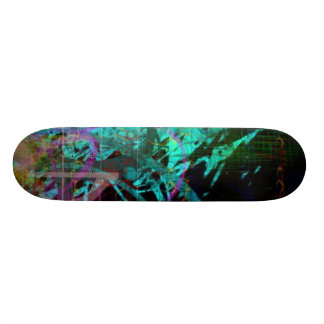 Color Splash Skateboards