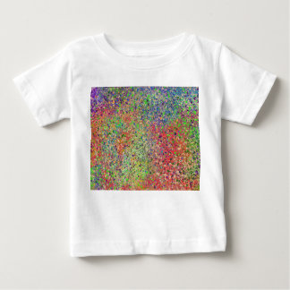 Color splatter baby T-Shirt