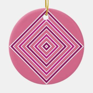 COLOR SQUARE custom ornament