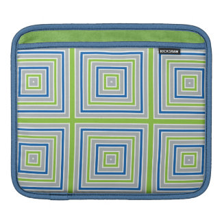 COLOR SQUARES custom laptop / iPad sleeve