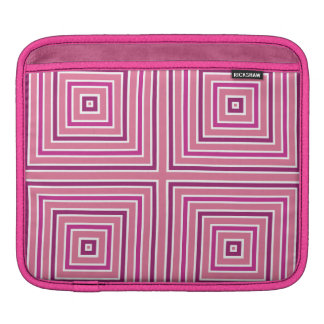 COLOR SQUARES laptop / iPad sleeve