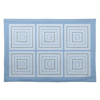 COLOR SQUARES placemats