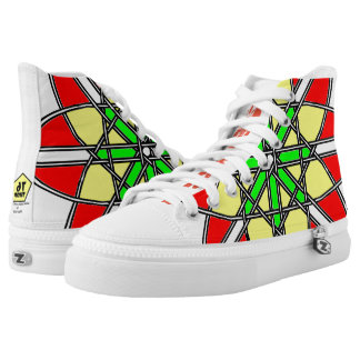 Color Stars High Tops